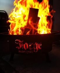 Forge Fire Pit