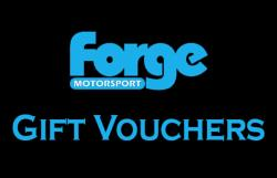 Forge Motorsport Gift Voucher