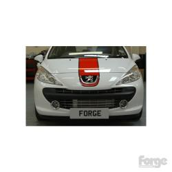 Front Mounting Intercooler Kit for the Peugeot 207 GTi