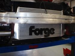 Intercooler for the Audi A4 and A6 2.0T Petrol