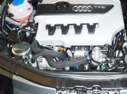Oil Catch Tank System for the Audi TTS