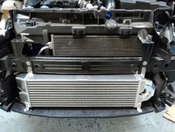 Uprated Intercooler for Citroen DS3 and DS3 Racing