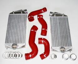 Uprated Intercooling Kit for the Porsche 996