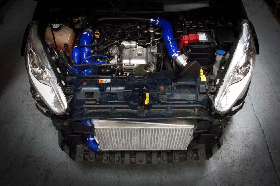 Car Engine Oil >> Ford Fiesta 1.0T Ecoboost De-Resonator Hose | FMINLH3 | Forge Motorsport