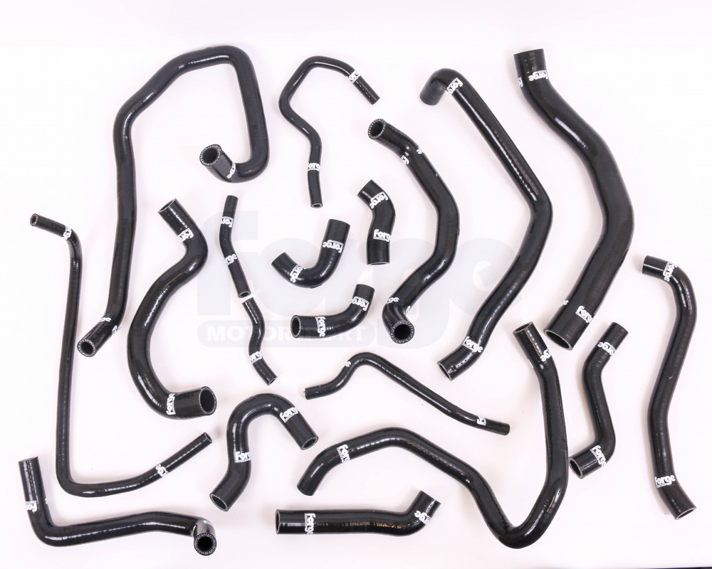 Vw Golf Mk7 Gti 2 0 Silicone Coolant Hose Kit Fmkcmk7