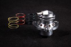 Direct Fit Piston Blow Off Valve with Tuning Springs