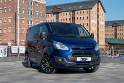 Ford Transit Remap (Stage 1 and 2 Available)