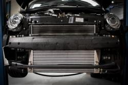 Front Mounted Intercooler Kit for the Fiat 500 Abarth T-jet