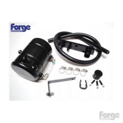 Oil catch tank system for 2.0 litre FSi vehicles without carbon filter