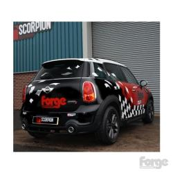 Performance Exhaust for the Mini Countryman Cooper S All 4