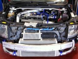 Race Intercooler for Mk1 Audi TT