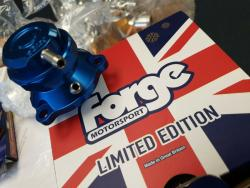 Upgraded Recirculating Valve for the Mercedes CLA250 - Blue
