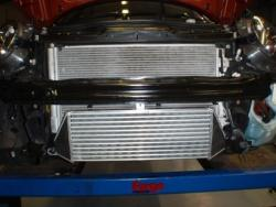 Uprated Intercooler for R58 Model Mini Coupe