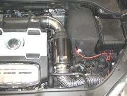 VW Golf 1.4 TSi Induction Kit