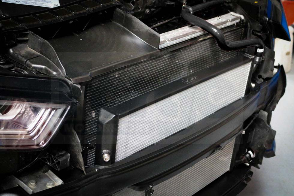 Manufacturer: Forge Motorsport Charge Cooler Radiator for the Audi RS6 C7 and Audi RS7