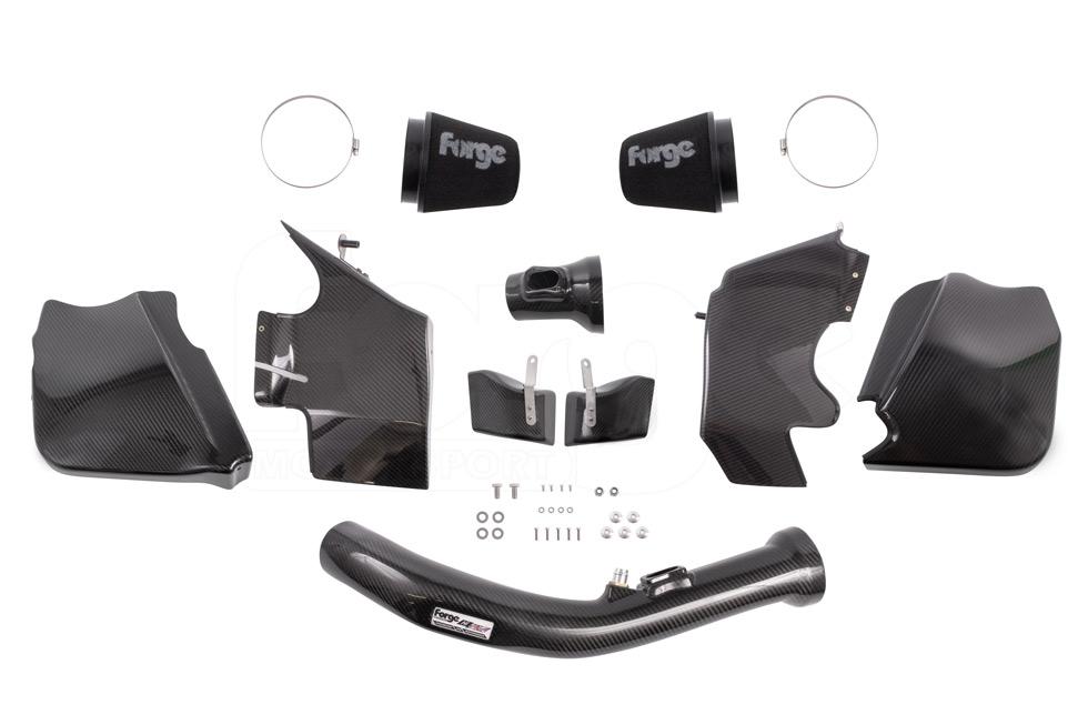 Carbon Fibre Induction Kit for BMW M3 F80/M4 F82   FMINDK12