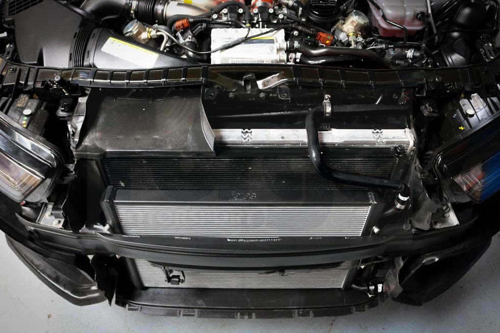 Charge Cooler Radiator for the Audi RS6 C7 and Audi RS7 | FMCCRAD7