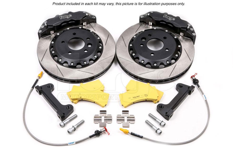 EBC Front Brake Kit Discs /& Pads for Ford Fiesta Mk7 1.4 97 2008-2015