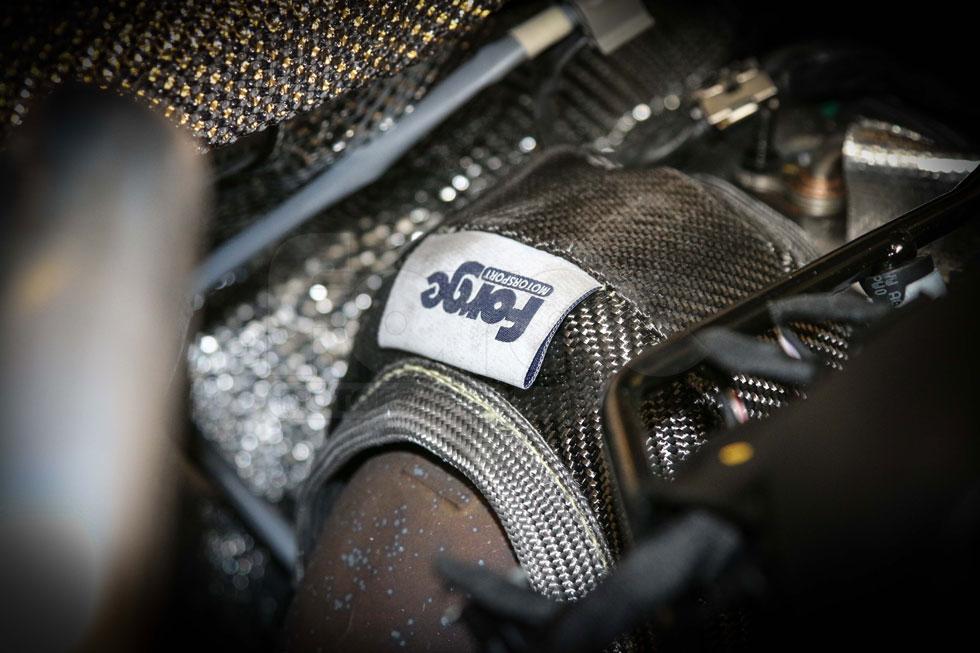 Forge Motorsport Turbo Blanket | FMTUBL1 | Forge Motorsport