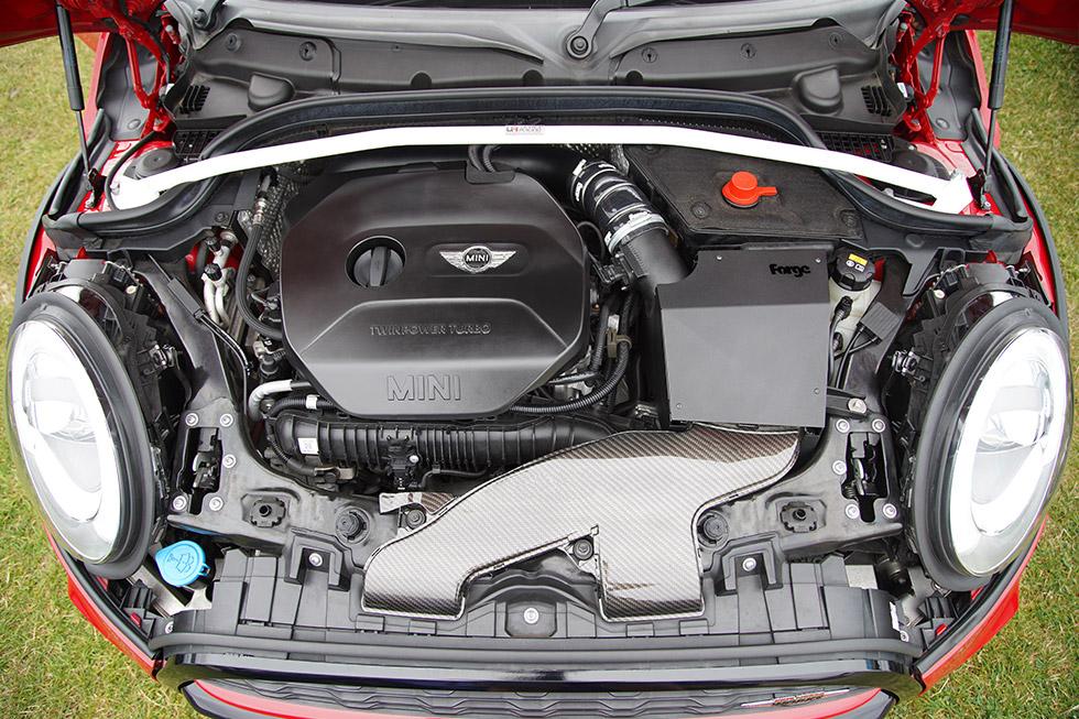 Induction Kit for BMW Mini Cooper F56   FMINDF56   Forge Motorsport
