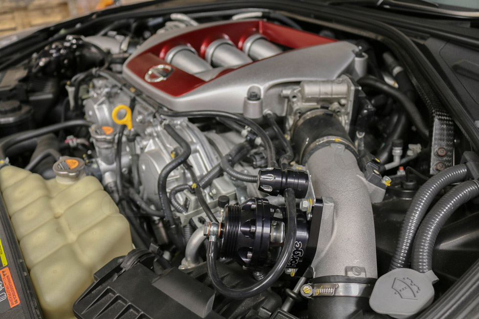 Intake Pressure Compensation Valve   FMIPCV   Forge Motorsport