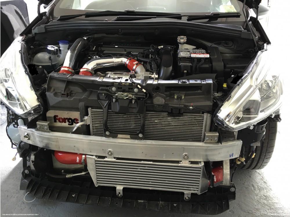 Peugeot 208 Gti Hardpipes Fmhp208 Forge Motorsport