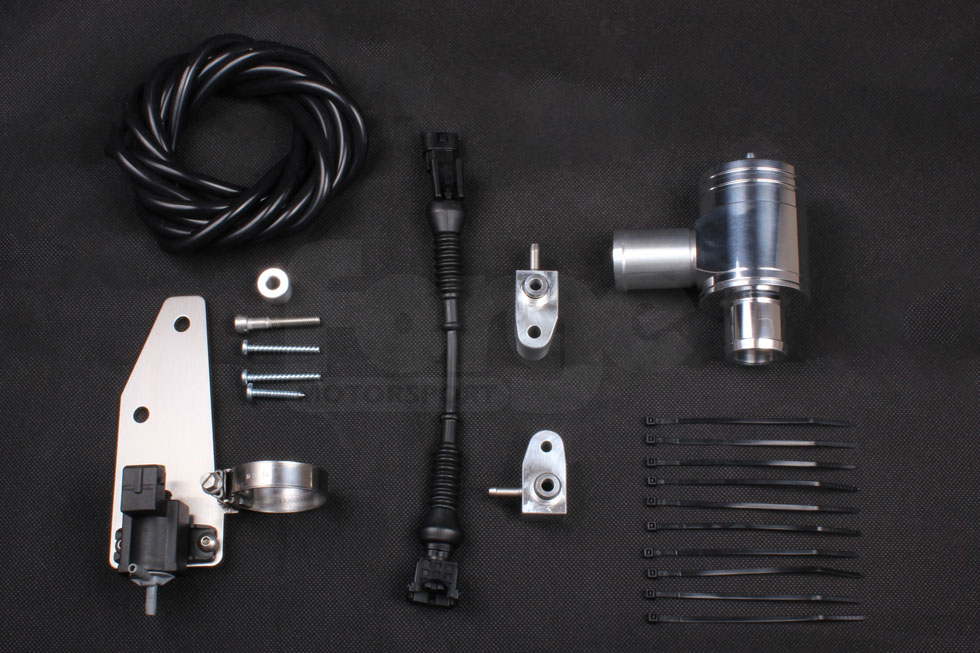 Recirculation Valve And Kit For Fiat 500 Abarth T