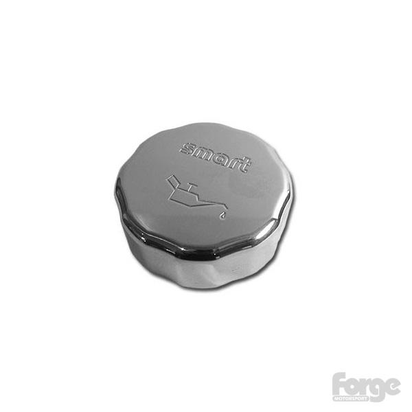 Smart Car Alloy Oil Filler Cap | FMSCOC (Polished) | Forge