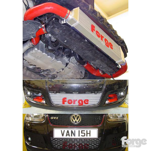 Vw Motor City Colorado Springs: VW Golf GTi Mk5 Front Mount Twintercooler Kit