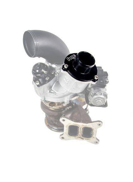 VW, Audi, and SEAT Turbo Muffler Delete Pipe (EA888 Engine
