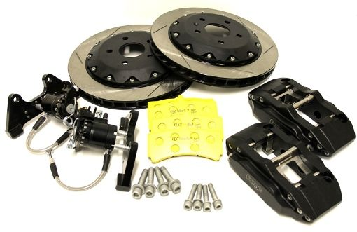 Vw T5/T6 Rear 356mm Rear 4 Pot Big Brake Kit | FMRBK356T5