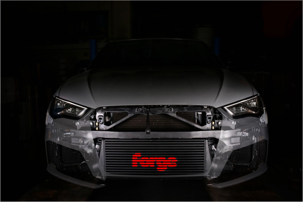Details about Audi RS3 8V Forge Motorsport High Performance Uprated  Intercooler